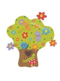بادکنک فویلی درخت