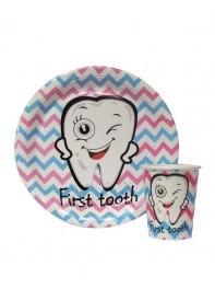 تم دندانی دخترو پسر
