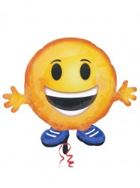 بادکنک فویلی لبخند