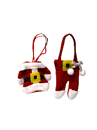 جای قاشق و چنگال بابانوئل