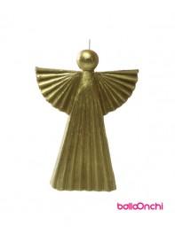 شمع فرشته طلایی