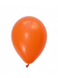 بادکنک لاتکس نارنجی مات