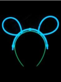 تل سر خرگوشی شبرنگ یا شب تاب (black light) آبی