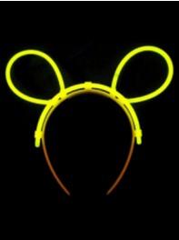 تل سر خرگوشی شبرنگ یا شب تاب (black light) زرد