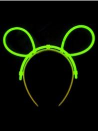 تل سر خرگوشی شبرنگ یا شب تاب (black light) سبز