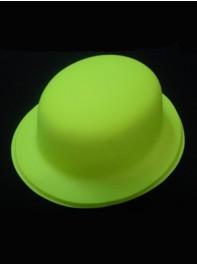 کلاه بولر شبرنگ یا شب تاب (black light) سبزفسفری
