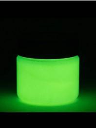پودر رنگ آمیزی  شبرنگ یا شب تاب (black light) سبز 100 گرمی