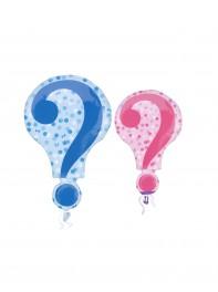بادکنک فویلی علامت سوال تعیین جنسیت
