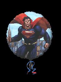 بادکنک فویلی سوپرمن(Superman)