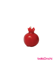 شمع انار قرمز