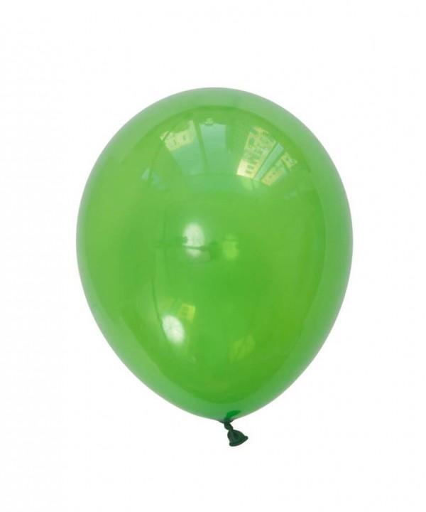بادکنک لاتکس سبز چمنی