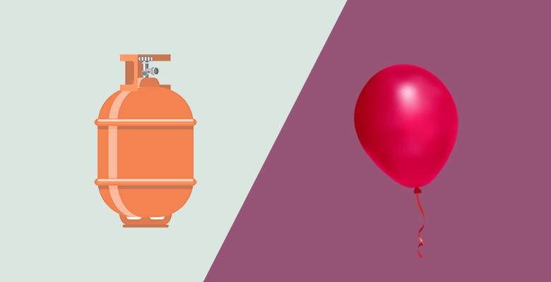 بادکنک هلیومی، کپسول هلیوم بخریم یا بادکنک پر شده؟