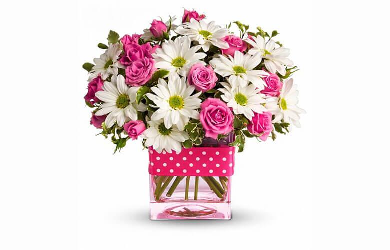 اشتراک ارسال گل ماهانه از راه دور