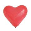 بادکنک قلبی قرمز 18 اینچ لاتکس