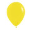 بادکنک زرد هلیومی