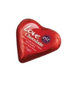 شکلات قلبی بزرگ