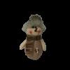 عروسک آویز آدم برفی کریمسس
