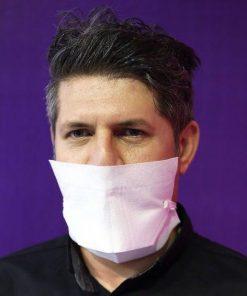 ماسک 3لایه بهداشنی کش دار