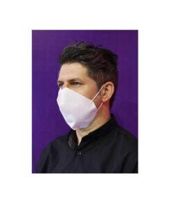ماسک 2لایه سفید