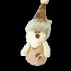 عروسک آویز نمدب کریسمس