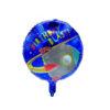 بادکنک ابی فویلی هلیومی فضانورد