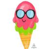 بادکنک بستنی قیفی هلیومی