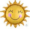 بادکنک خورشید هلیومی