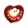 باکس گیفت قلبی قرمز